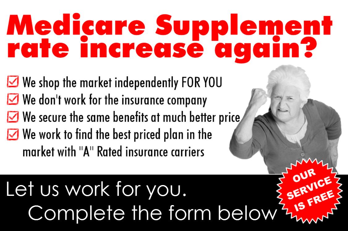 Medicare Supplement Quote Request